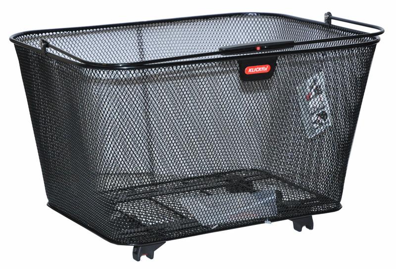 KLICKFIX kurv Cargo Sort Net 49x37x26cm 38L KorbKlip Quick system max 10kg | Bike baskets