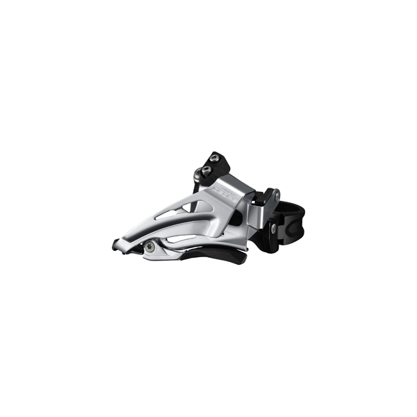 Shimano forskifter FD-M618-L Deore 10- sp Down Pull | Front derailleur