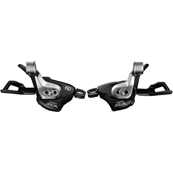 Shimano skiftegreb sæt SLX M7000 2/3x10-sp I-spec II | Gear levers
