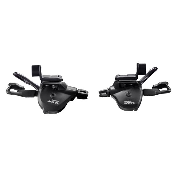 Shimano skiftegreb sæt 2/3x11-sp SL-M9000 XTR I-Spec II +Kabler | Gear levers