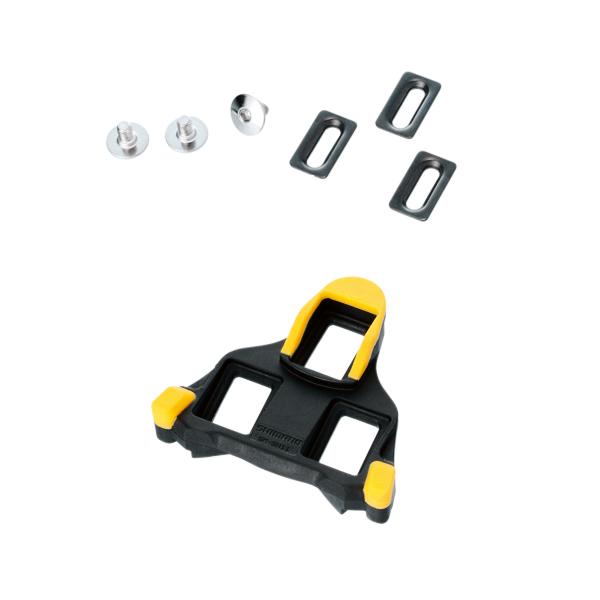 Shimano Klampe SM-SH11 Gul 6 Graders Bevægelighed | Pedal cleats