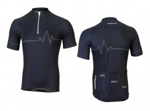 Bergfieber jersey STELVIO blue size S | Jerseys