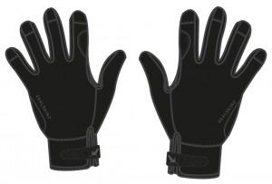 SealSkinz cykelhandsker Dragon Eye Road Men black size XL (11) | Gloves