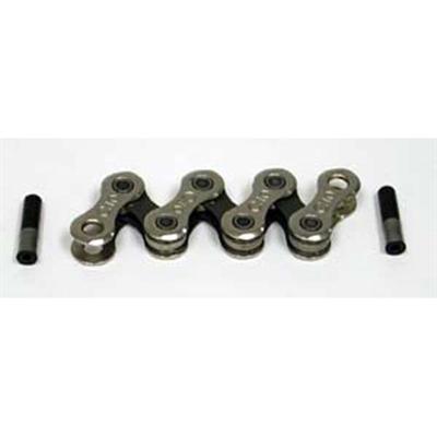 Campagnolo kædestifter 10 sp i sæt med 2 stk og kæde stykke | Chains