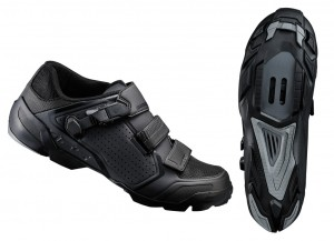 Shimano MTB cykelsko SPD SH-ME5L size 45 black | Shoes and overlays