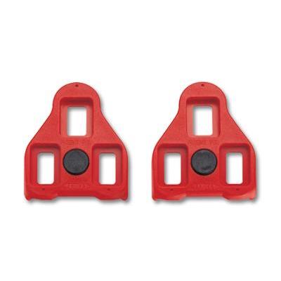 Klamper Speedtech Look Rød 9 grader STANDART | Pedal cleats
