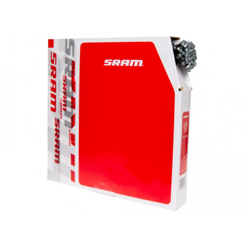 SRAM Brake cable - MTB 1750 mm 100 pcs. in a boxStainless steel, Ø1,6 mm