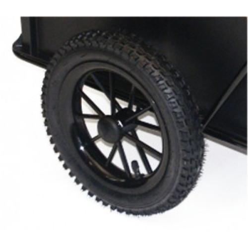 "Roland Spoke-Wheel Plastic 12"" for Trailer Roland ""Mini -Boy"""