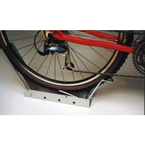 "Diverse bike-Presenter for Wheels of  20-28"" Screw Version  ca. 2,2 kg Mod""Tube"""