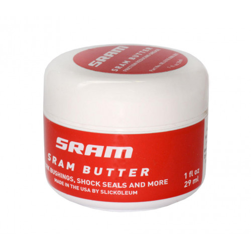 SRAM Grease butter 29 mlFriction reducing grease by Slickoleum, Recommended for X0 nav pawls, Pike and Reverb service
