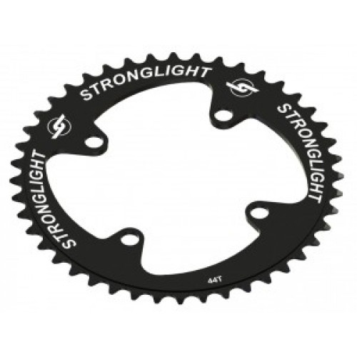 Stronglight Chain ring Stronglight for BMX 45 T. black LK 104 4-Arm