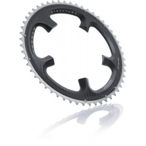Miche Chain ring Miche CarbonStructure BCD110 50 d. 9/10  v. f. Durace 7900 & 7950