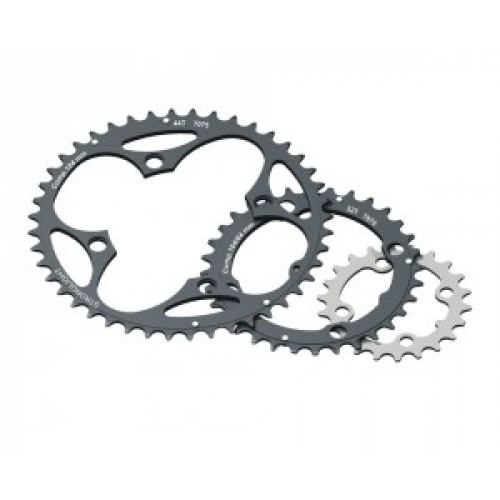 Stronglight chain ring Stronglight MTB 104/64 CT² inside22 teeth, black, 9-gear