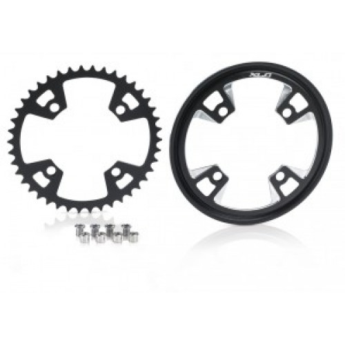XLC XLC chainring for Bosch Systems black, 42 cogs, incl. Cover