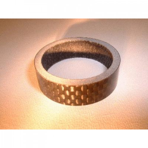 """Carbon Spacer 1 1/8"""" 5mm"""