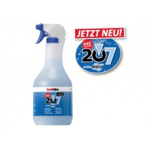 Bike Cleaner 207 Innobike active Wash 1000ml, Pump spraying can