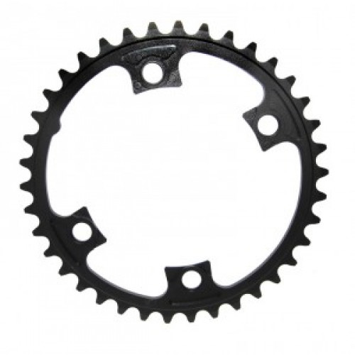 Stronglight Chain ring  Stronglight Type 105-110mm inside 38 spr., black 11-s.