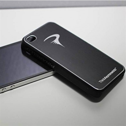 Pinarello cover til smartphone passer til iPhone 4S - sort