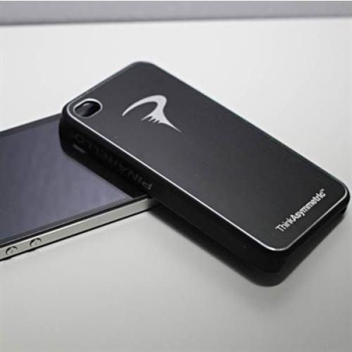 STÆRKT NEDSAT Pinarello cover til smartphone passer til iPhone 4S - sort