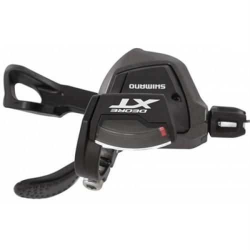 Skiftegreb Shimano XT SL-M8000 venstre side 2-3sp - sort