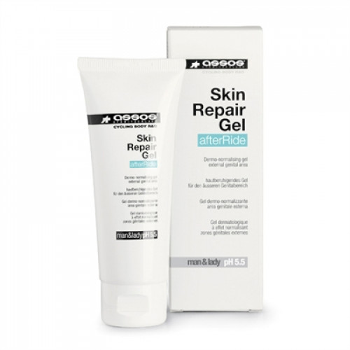 Assos Skin repair holder huden i topform - 75 ml
