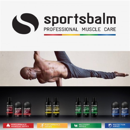 Sportsbalm professional muscle care
