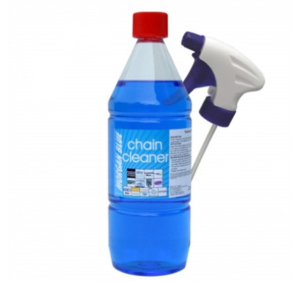 MORGAN BLUE kæderens leveres incl forstøver - 1000 ml
