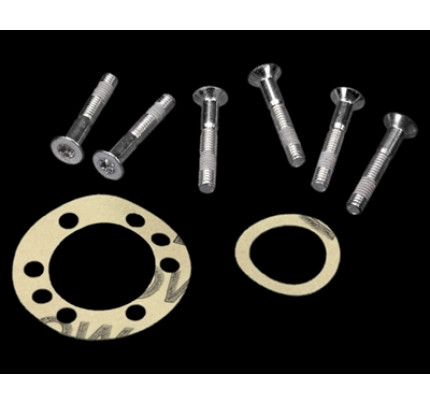 Rohloff 8714 Paper gasket for axle ring with axle plate screw