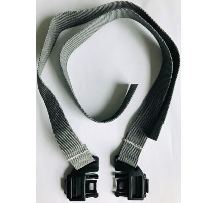 Burley Safety strap Burley grey