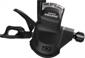 Shimano skiftegreb Deore SL-M 610 10-way,right, 2050mm,Rapidfire,black | Gear levers