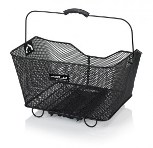 XLC cykelkurv for luggage carrier fits CarryMore Systems | Bike baskets