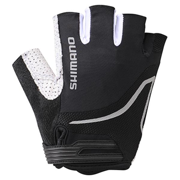 Shimano cykelhandsker Asphalt sort XL | Gloves