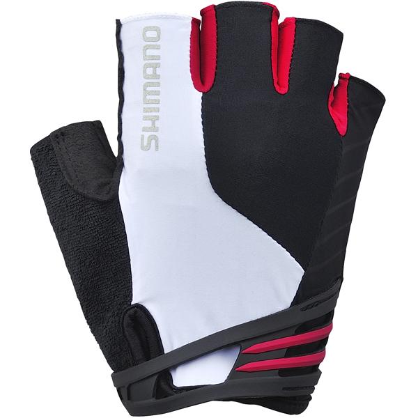 Shimano cykelhandsker Classic hvid S | Gloves