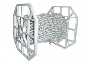 "Wippermann kæde Connex1Z1anti-rust 1/2 x 1/8"", 9,2mm, roll 50 m | Chains"