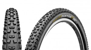 "Continental cykeldæk Mountain King II Predec fb. 29x2.20"" 55-622 black/black Skin | Tyres"