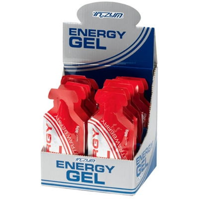 IN2ZYM ENERGY GEL 18 X 40g - Blueberry | Energy gels