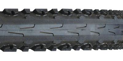 Kenda 26 x 1.95 Kross Plus Kanttråd, K-Shield, reflekssi. SORT 26X1,95 | Tyres