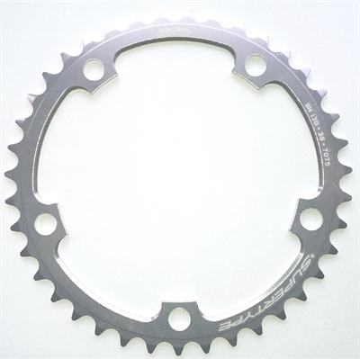 Klinge lille Shimano (Miche) 130Ø 6-7-8-9-10 sp sølv | chainrings_component