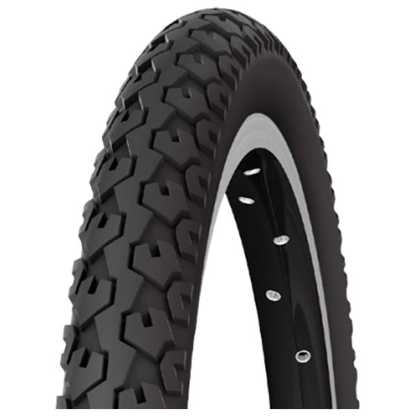 Michelin cykeldæk MTB Country J Black 47-406/20X1.75 Rigid | Tyres