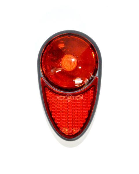 Reelight baglygte til dynamo incl beslag   Rear lights